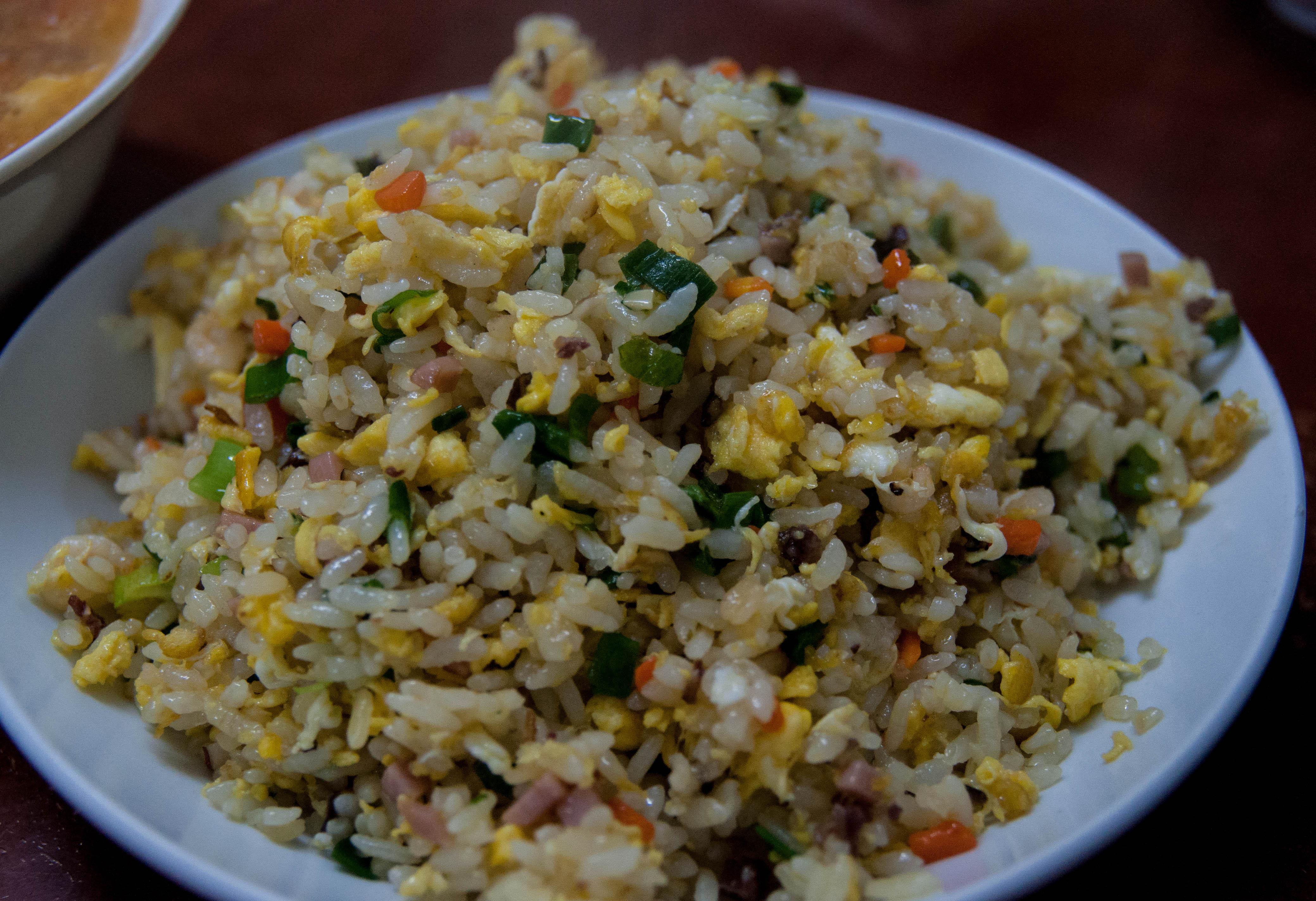 Huaiyang cuisine into the middle kingdom yngzhu chofn yangzhou fried rice ccuart Images