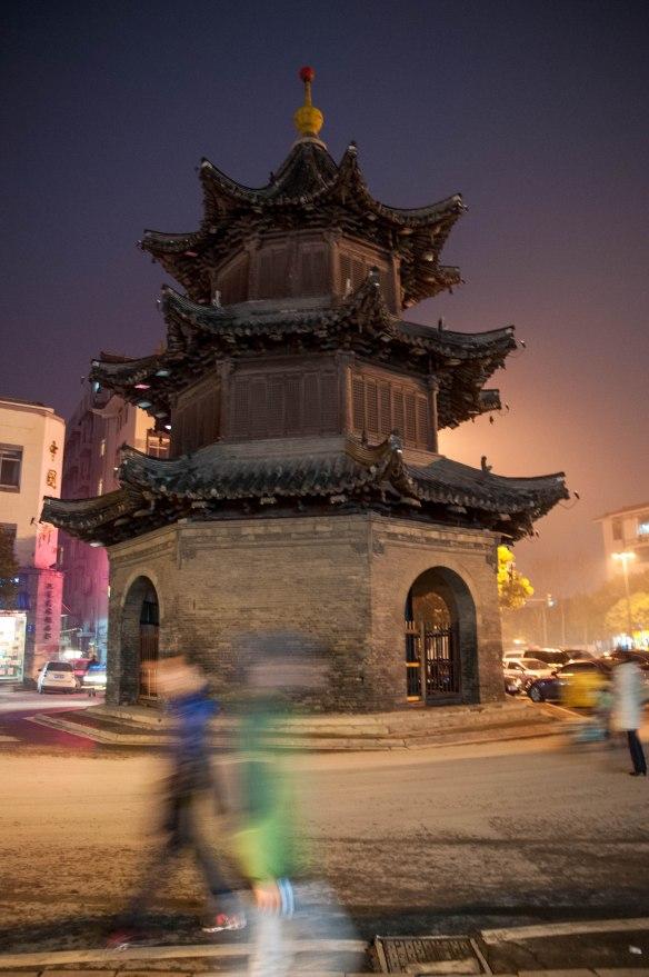 Yangzhou night