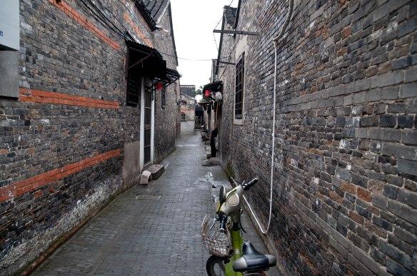 Yangzhou alleyway