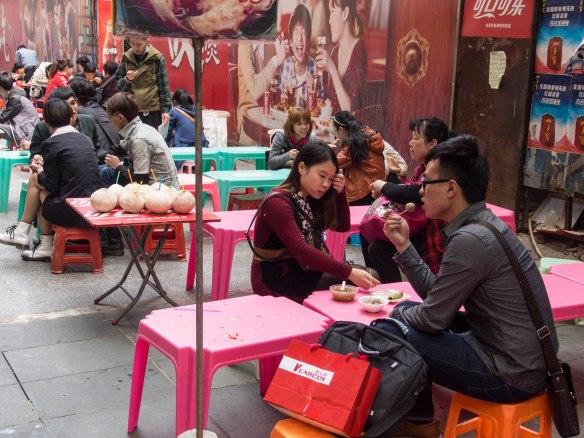 Snack food in Guangzhou