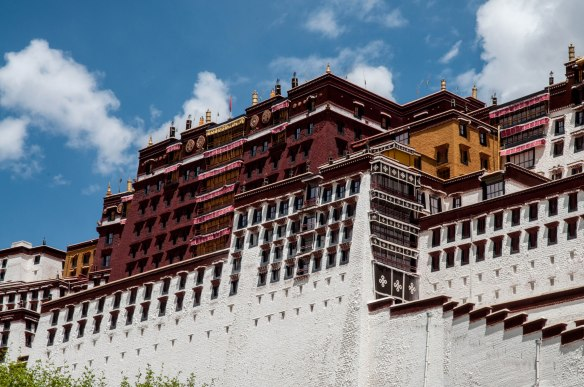 Decoding the past tibetan