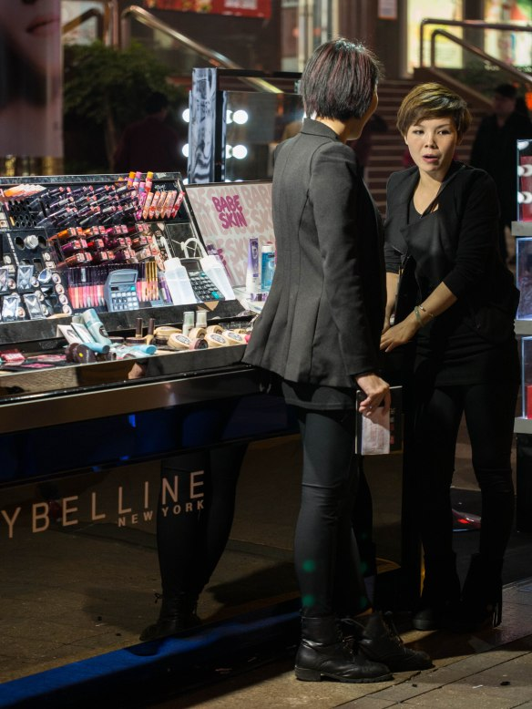 Maybelline girls