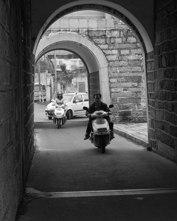Old city wall