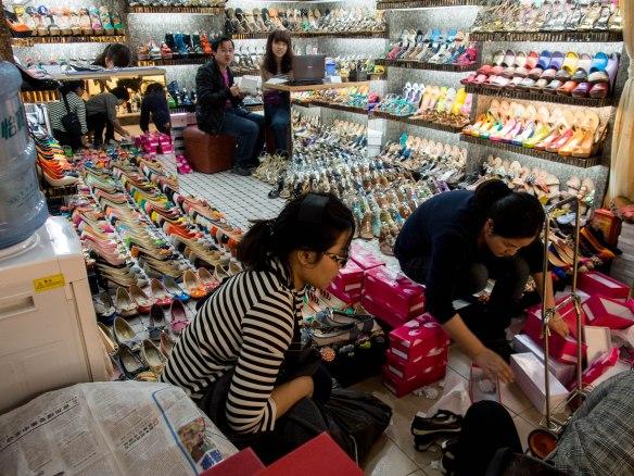 Women's shoe shop
