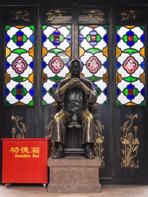 Statue of Wong Fei-hung