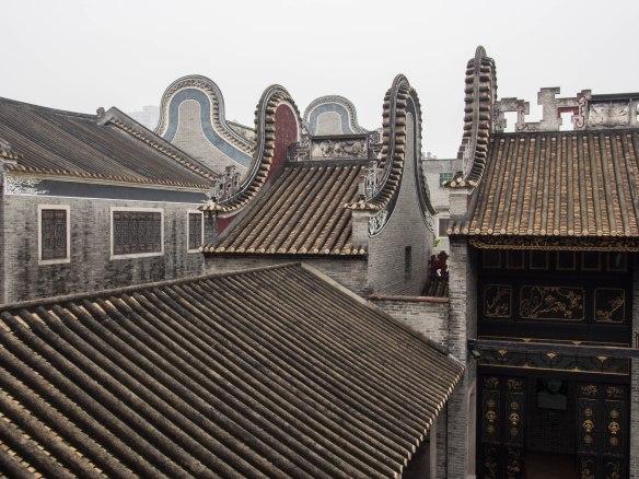Ancestors Temple buildings